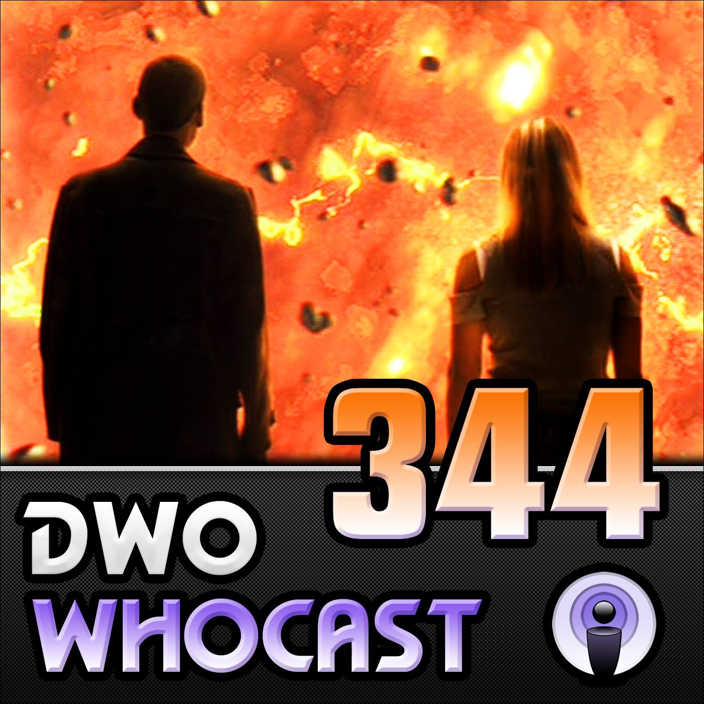 DWO WhoCast #344 - The Doctor Who Podcast