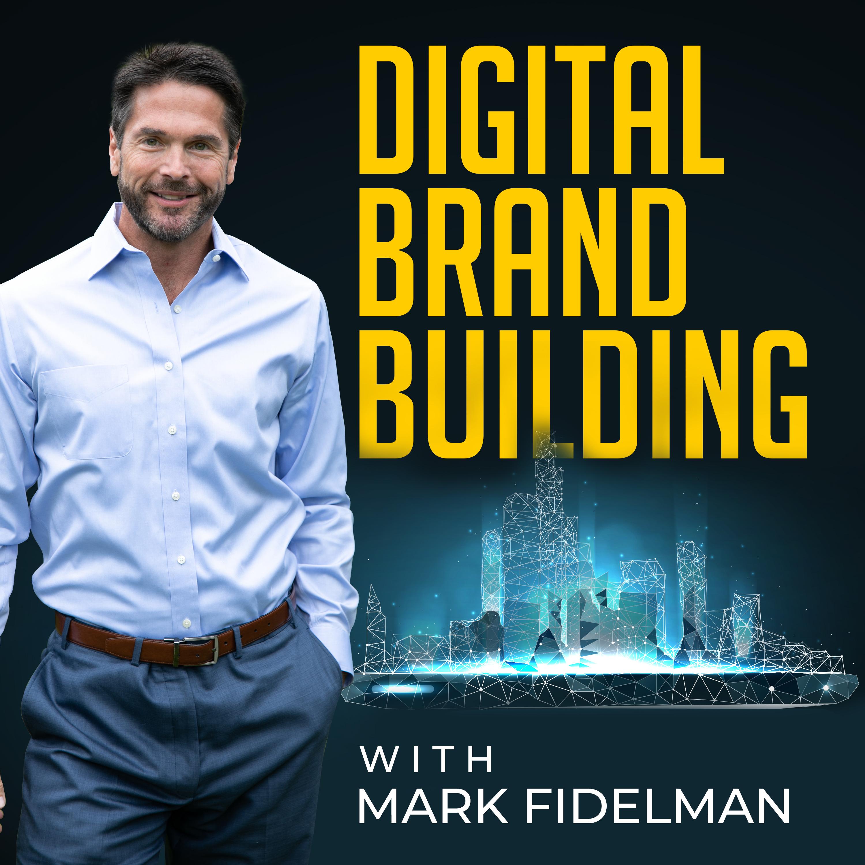 Digital Brand Building show art