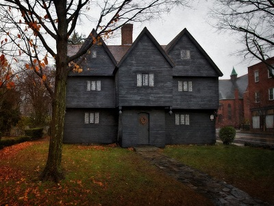 Ep. 143 - The Witch House in Salem