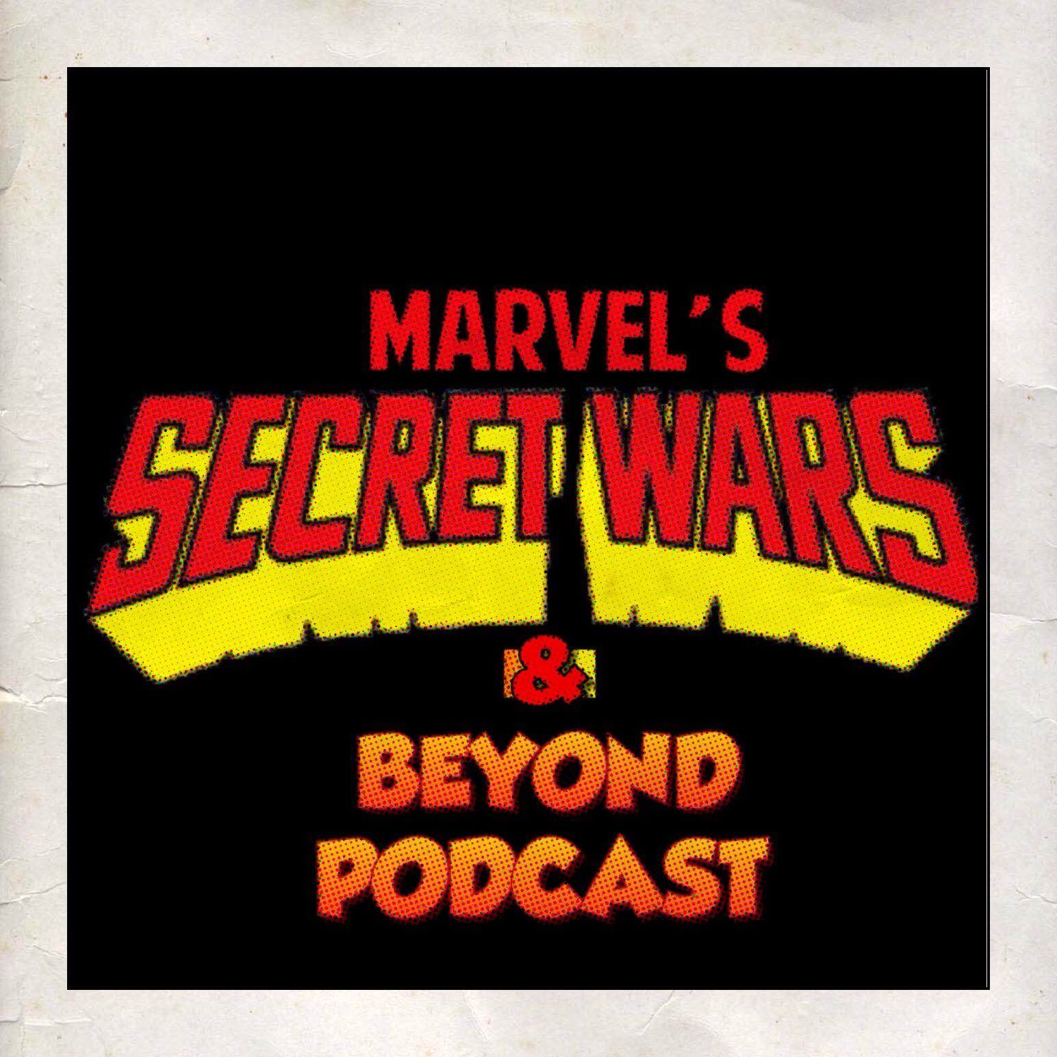 Marvel's Secret Wars & Beyond show art