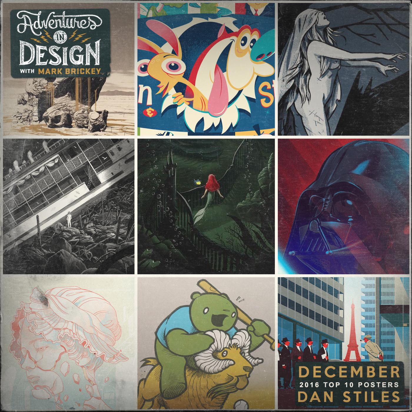 512 - December Poster Countdown with Dan Stiles
