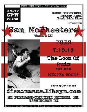 Punk Life Zine presents: Sam McPheeters / Born Against