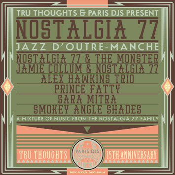 Nostalgia 77 - Jazz d'Outre-Manche