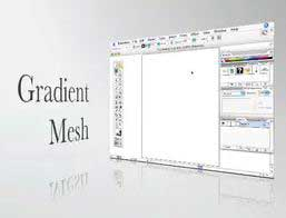 Trace your photos and then color them with Gradient Mesh in Illustrator