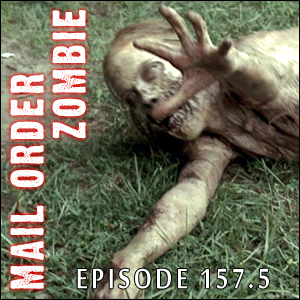 Mail Order Zombie: Episode 157.5 - Adolfo Dorta (Days of the Dead Convention) & Melissa Cowan (Bicycle Girl)