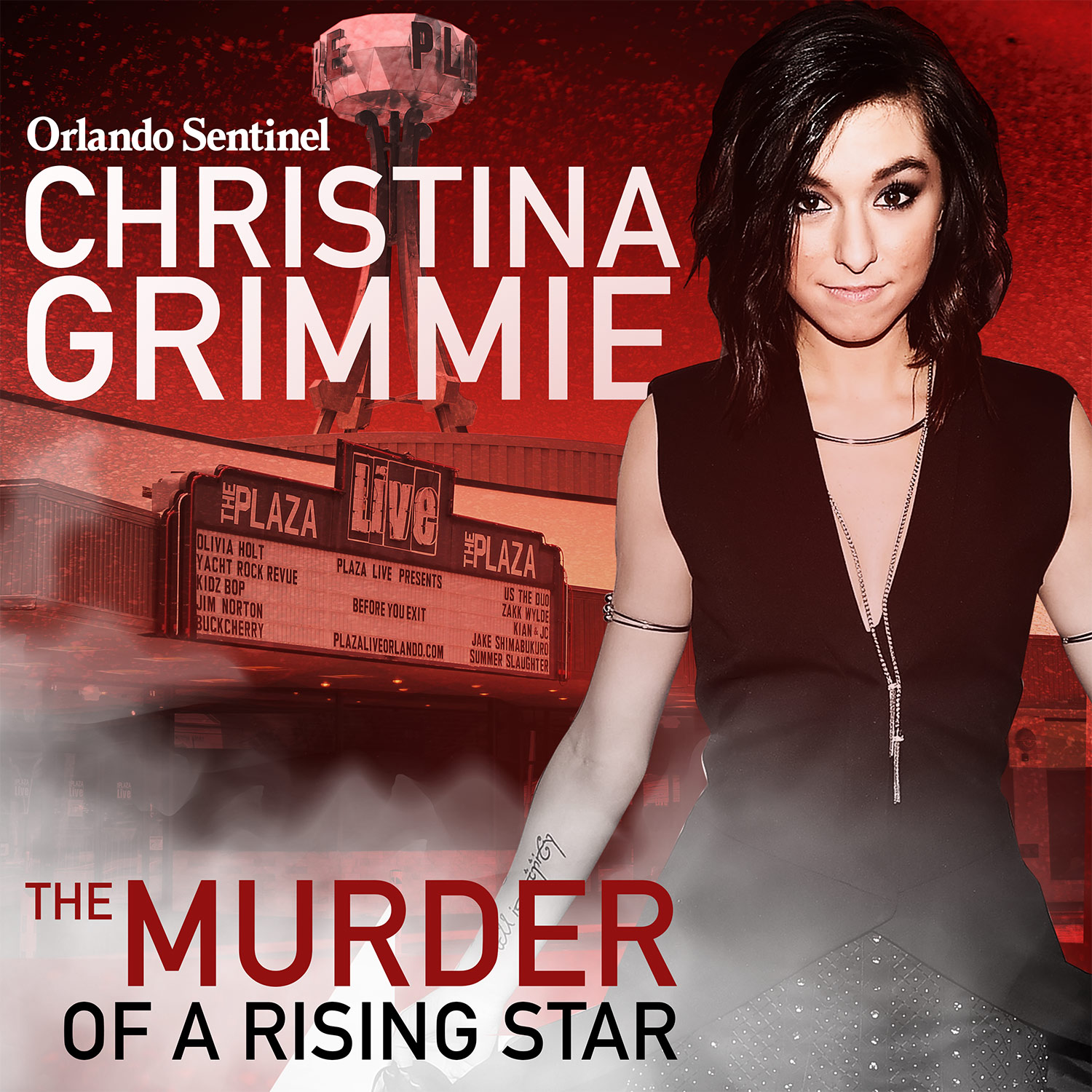 Artwork for Christina Grimmie: The Murder of a Rising Star- Trailer