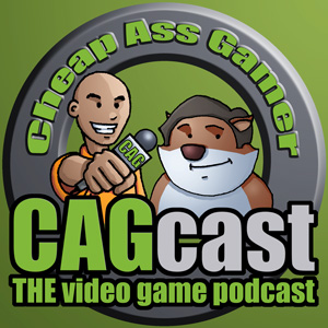 Latest Episode: CAGcast #73: The One with Vagina Clown
