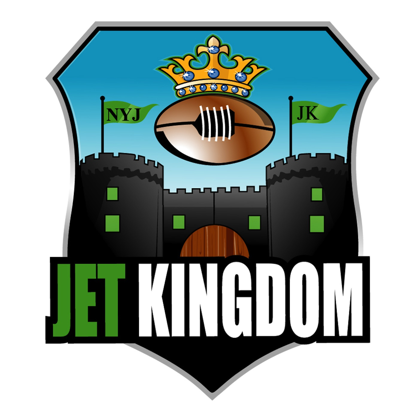 Jet Kingdom - New York Jets Podcast  since 2007 show art