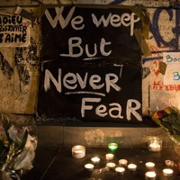 (2015/11/24) The fear response (#ParisAttacks)
