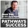 Artwork for 61: The CEO's Secret Weapon - Jason Treu - Business & Executive Coach