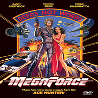 Geek Out Commentary: Megaforce