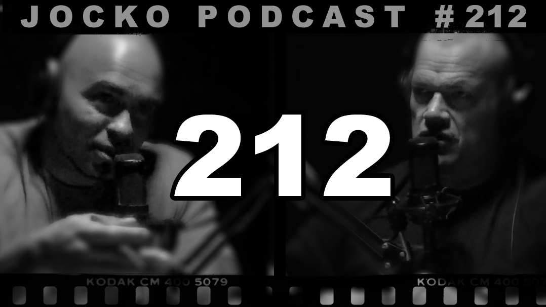 212: 4 Years Sitting in a Little Room, Across The Table from Jocko Willink. What I Learned. With Echo Charles