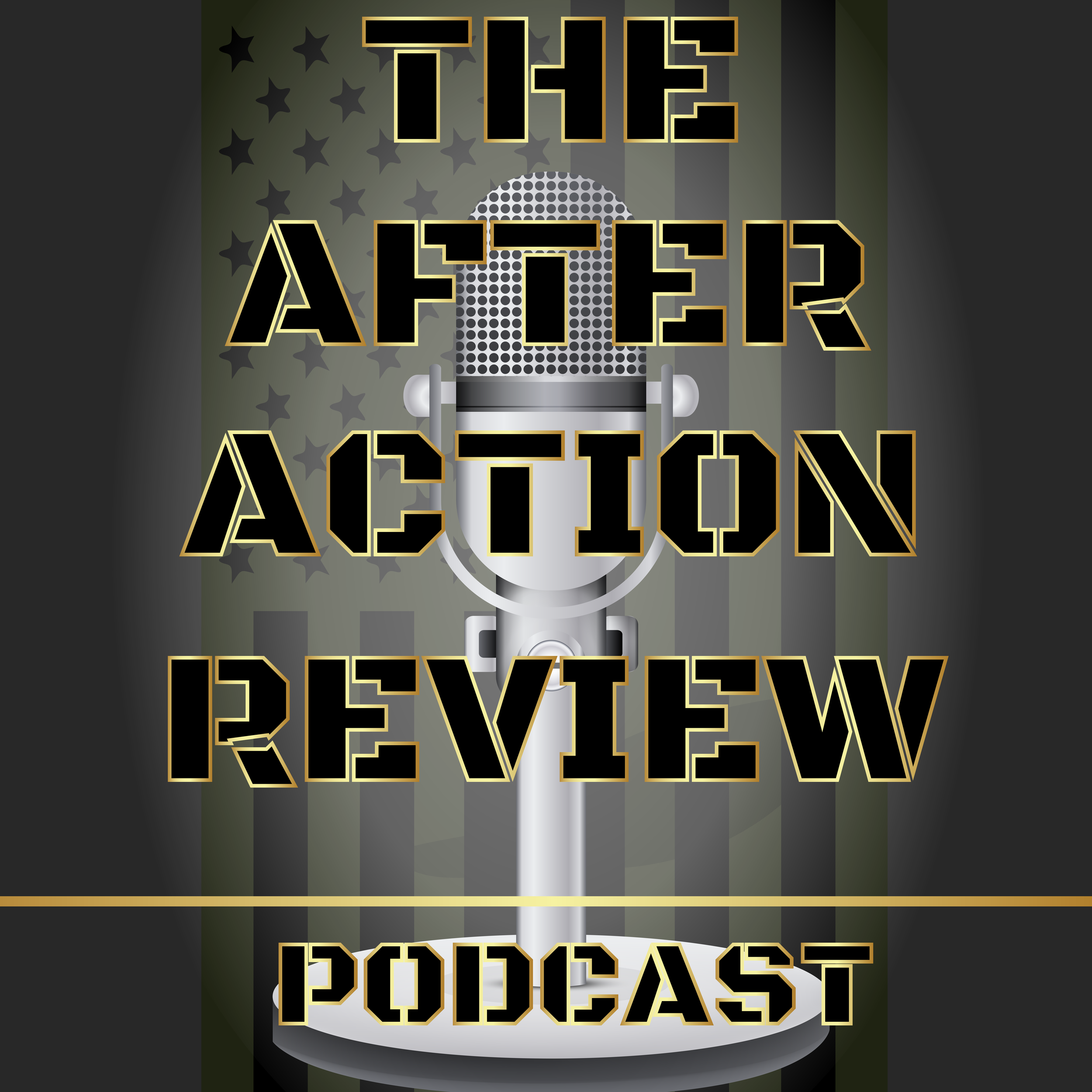 The After Action Review Podcast show art