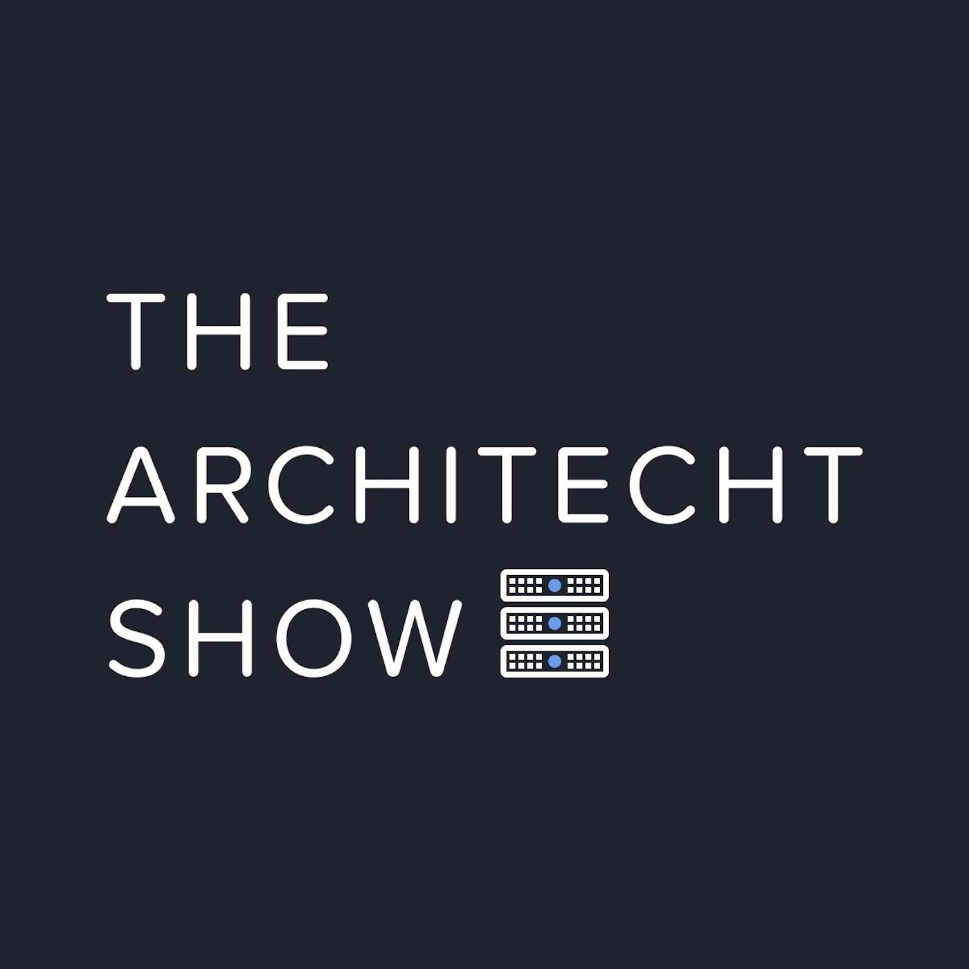 THE ARCHITECHT SHOW show art