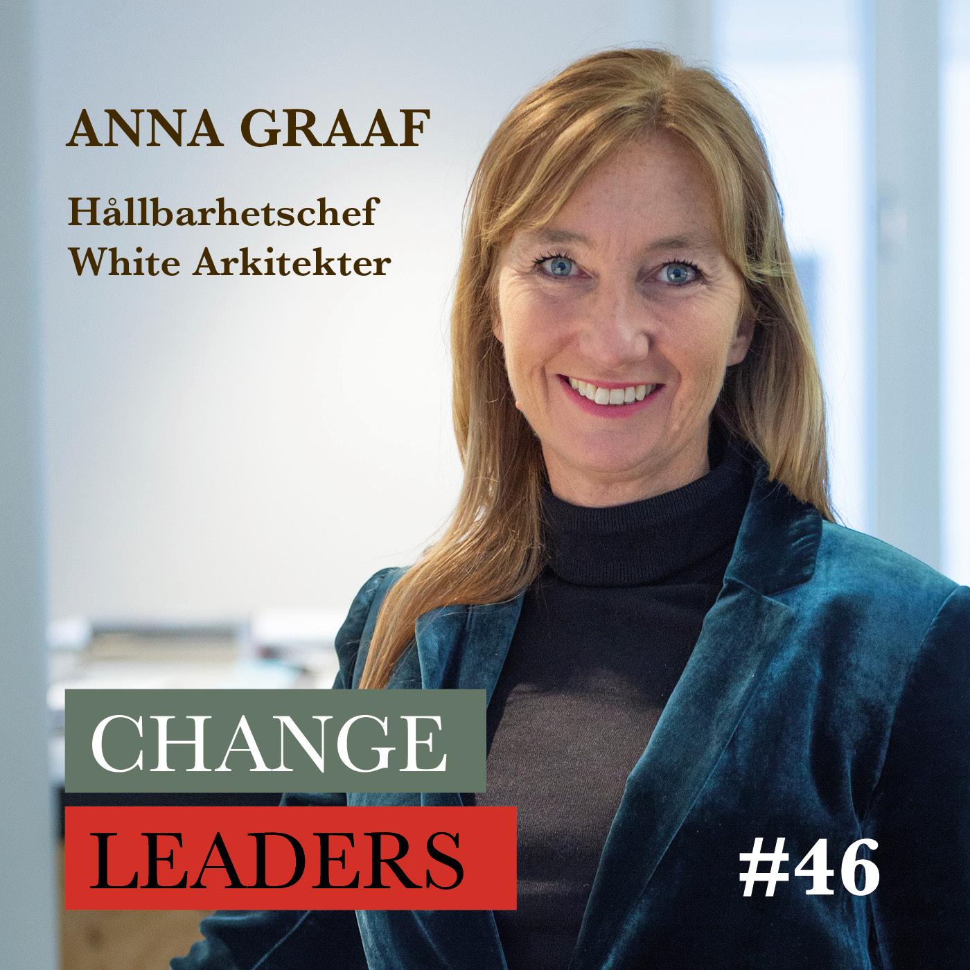#46 SWE Anna Graaf, Hållbarhetschef White Arkitekter - Vad är hållbar arkitektur?