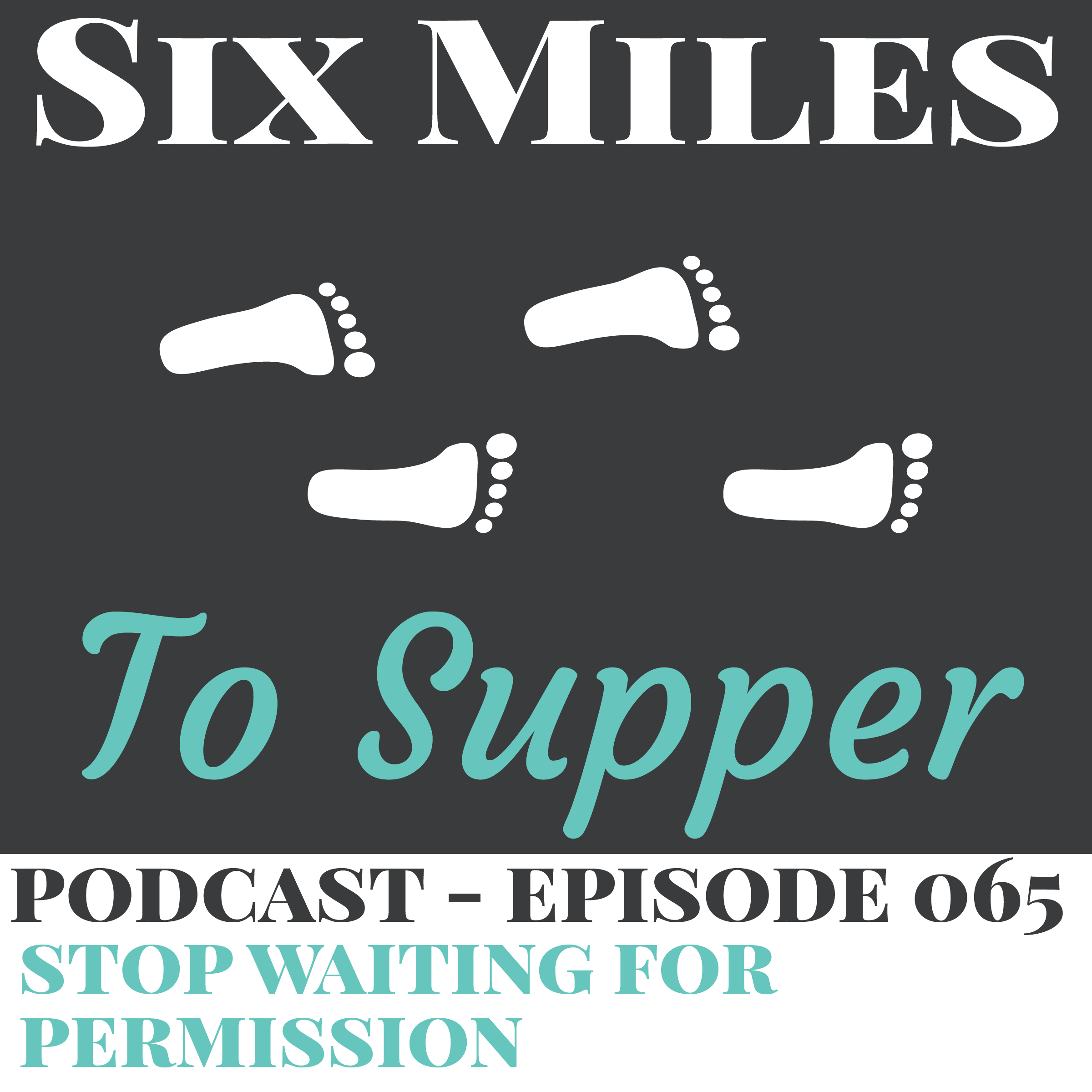 SMTS 065: Stop Waiting for Permission