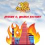 Artwork for Episode 5: Brunch Factory
