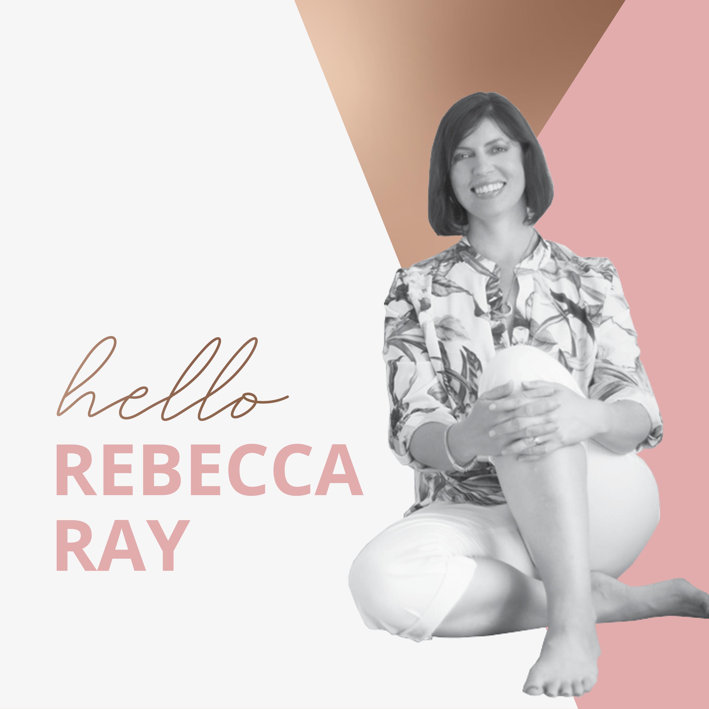 Hello Rebecca Ray, The Podcast. show art