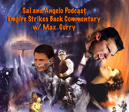 Empire Strikes Back commentary w/Max Curry
