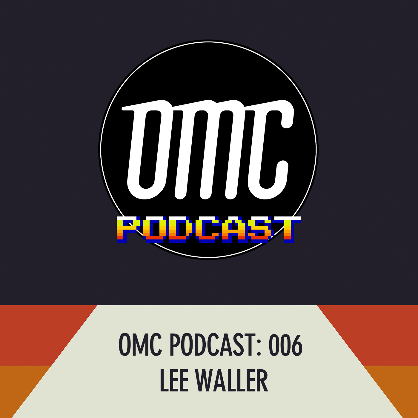 OMC Podcast 002: Ben & Lex show art