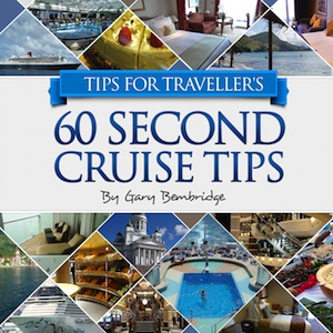 Artwork for 001: Introduction to 60-Second Cruise Tips