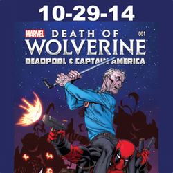10-29-14 Marvel Comics Roundup