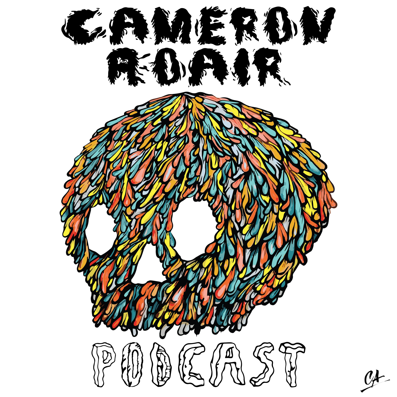 Cameron Adair Podcast show art