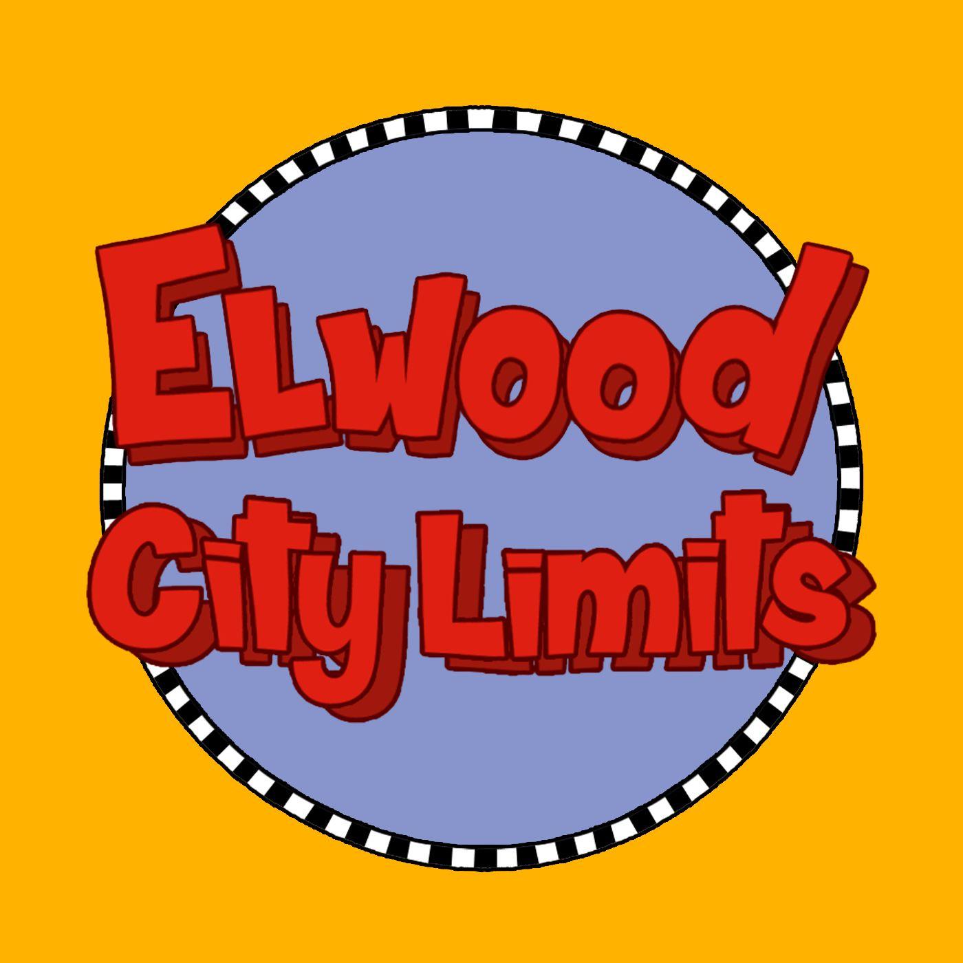 Elwood City Limits Podcast show art