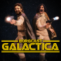 Artwork for Borgcast Galactica 1.5- Once you've had pig you can't go back