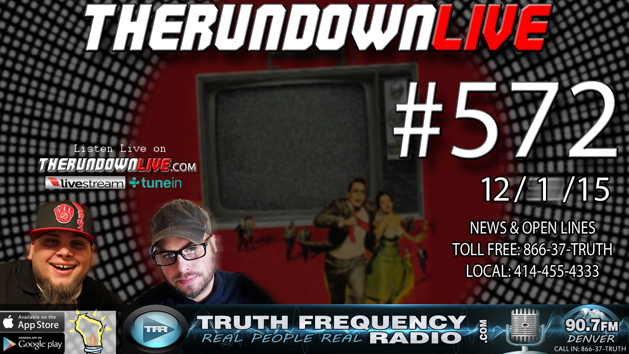 The Rundown Live #572 (SJW Divide and Conquer for the Elite)