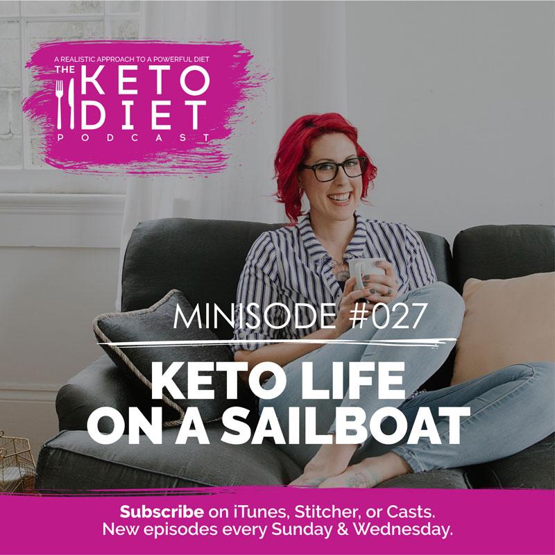 Keto Life on a Sailboat