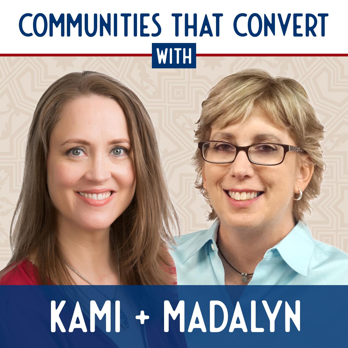 Communities That Convert Podcast show art