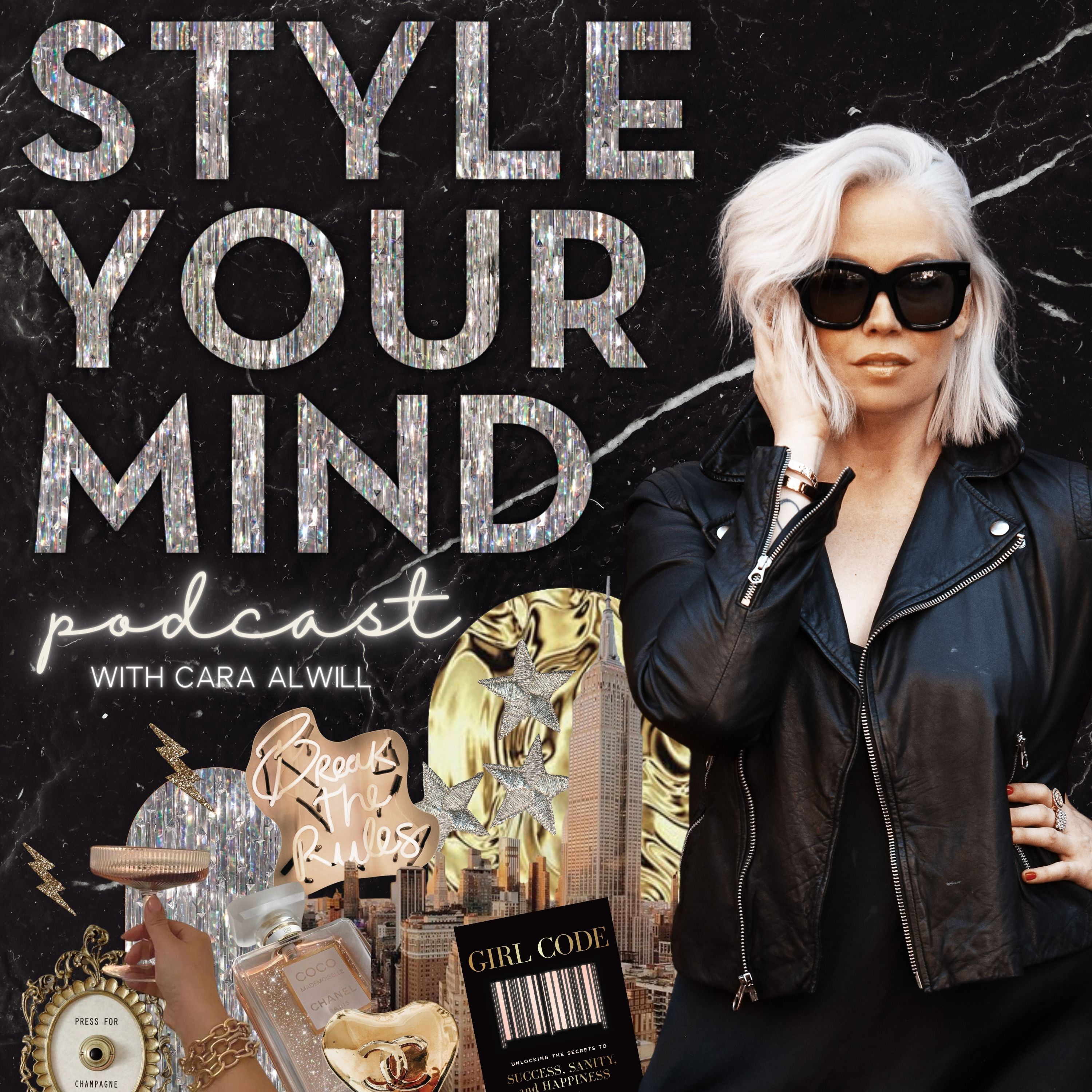 Style Your Mind Podcast show art