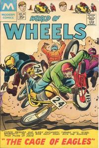 Comics on Wheels #8