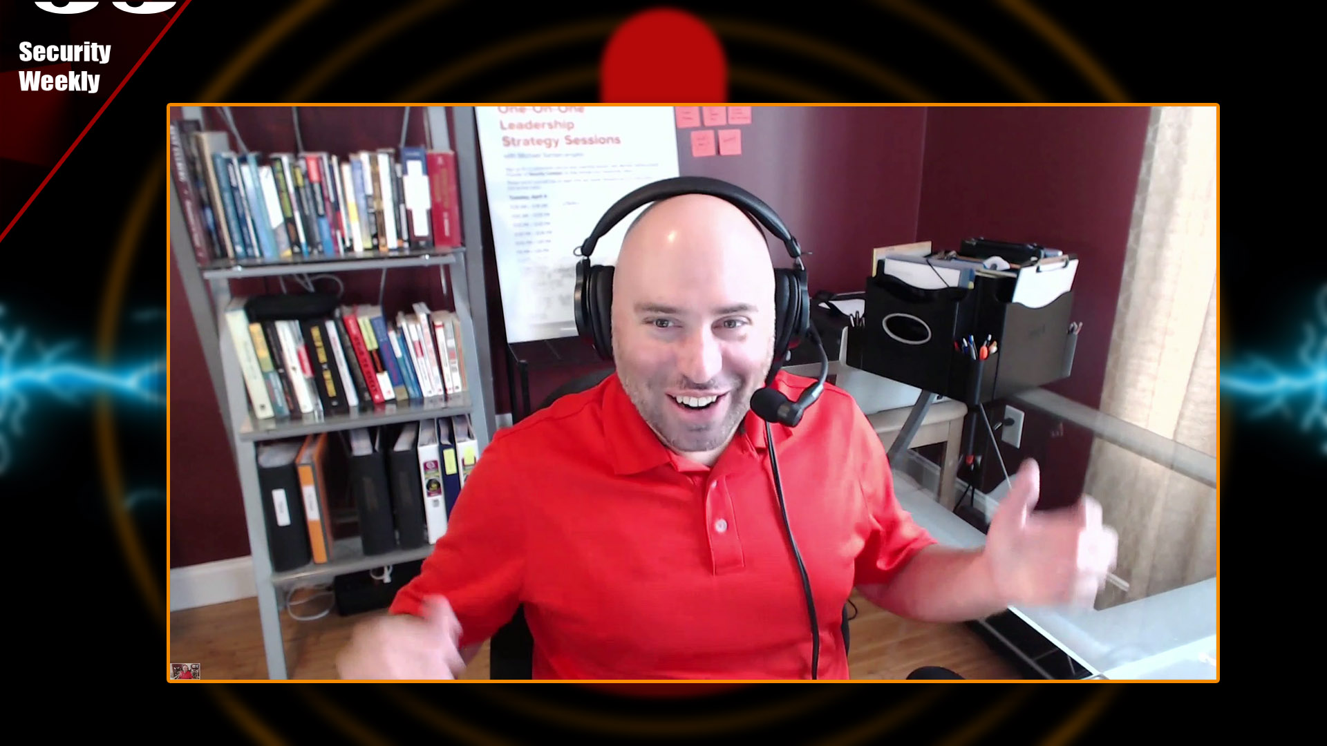 Artwork for News - Startup Security Weekly #49