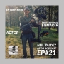 Artwork for 21 - Neil Valdez - Filmmaker and entrepreneur w/ Vue Q Productions