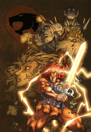 Episode 9 - Thundercats are Totally Tubular!