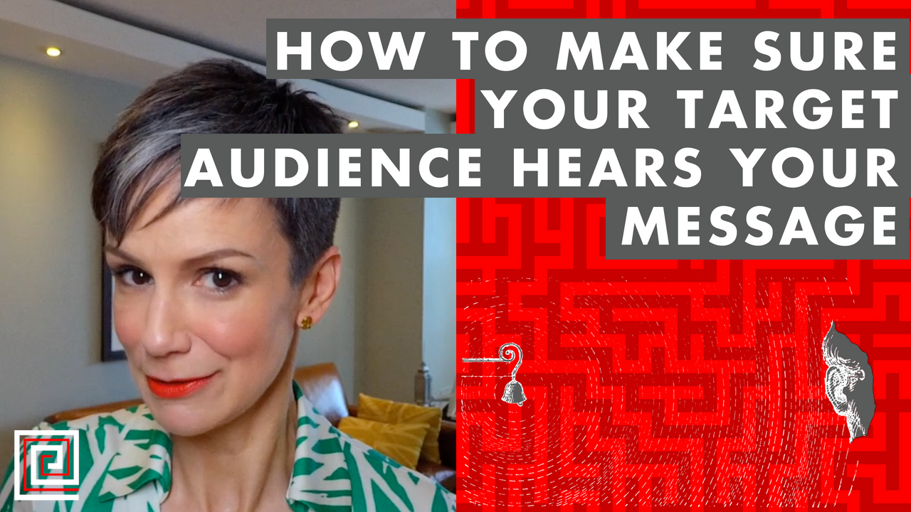Artwork for EP077: How to Make Sure Your Target Audience Hears Your Message