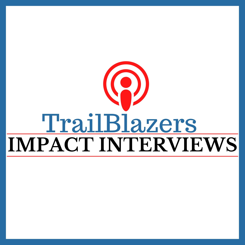 TrailBlazers Impact show art