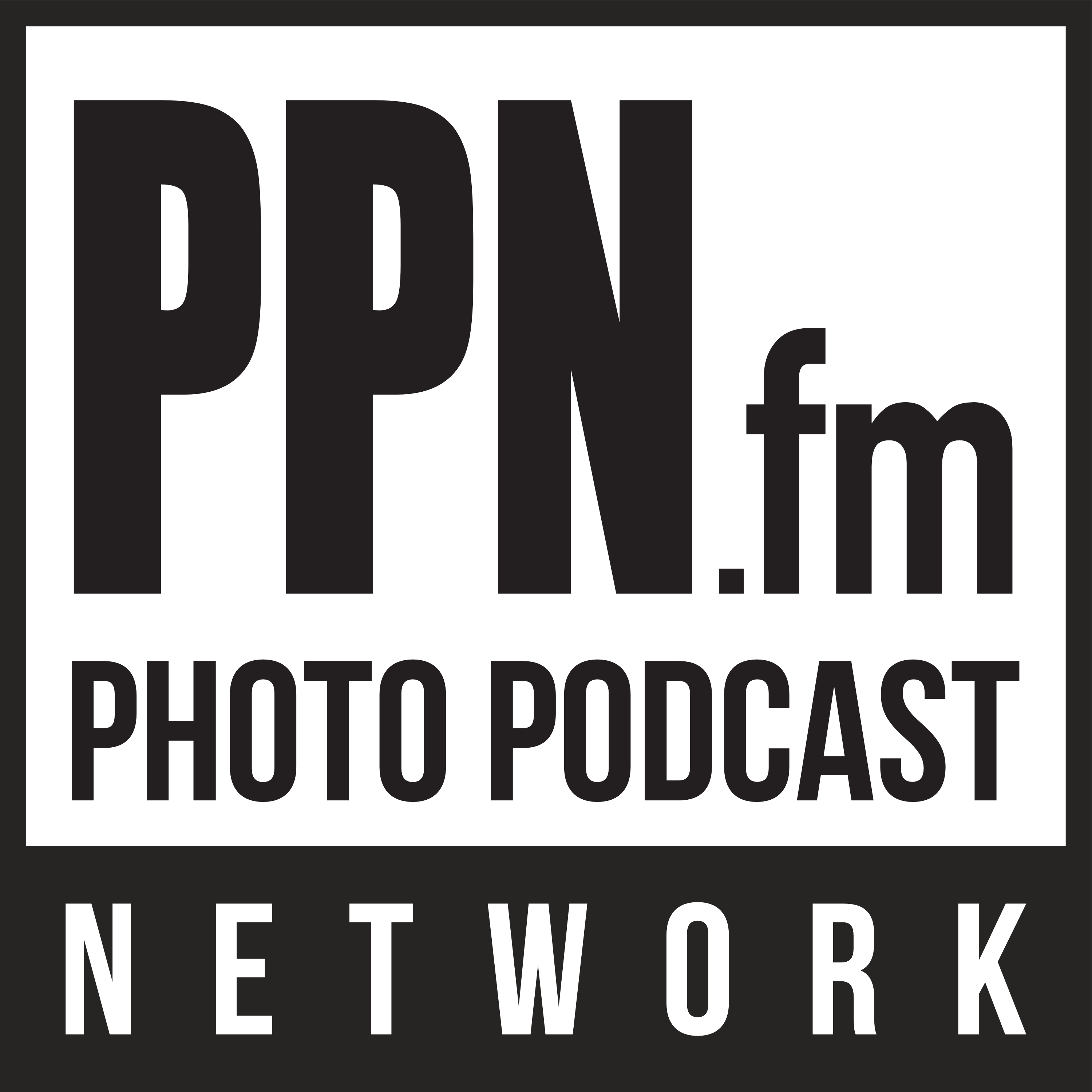 PPN - Photo Podcast Network show art
