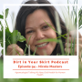Artwork for #094 - Nicole Masters - All About Soil and How our Gut Microbiome Depends on the Health of the Soil
