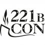 Artwork for 221B Con