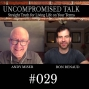 Artwork for Uncompromised Talk with Andy Miser and Ron Renaud