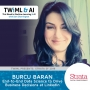 Artwork for End-to-End Data Science to Drive Business Decisions at LinkedIn with Burcu Baran - TWiML Talk #256