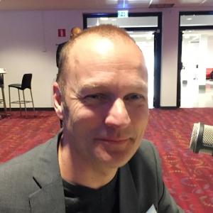 132 Näringslivsdagen 2017 - Stefan Holmlid, skapa värden med design