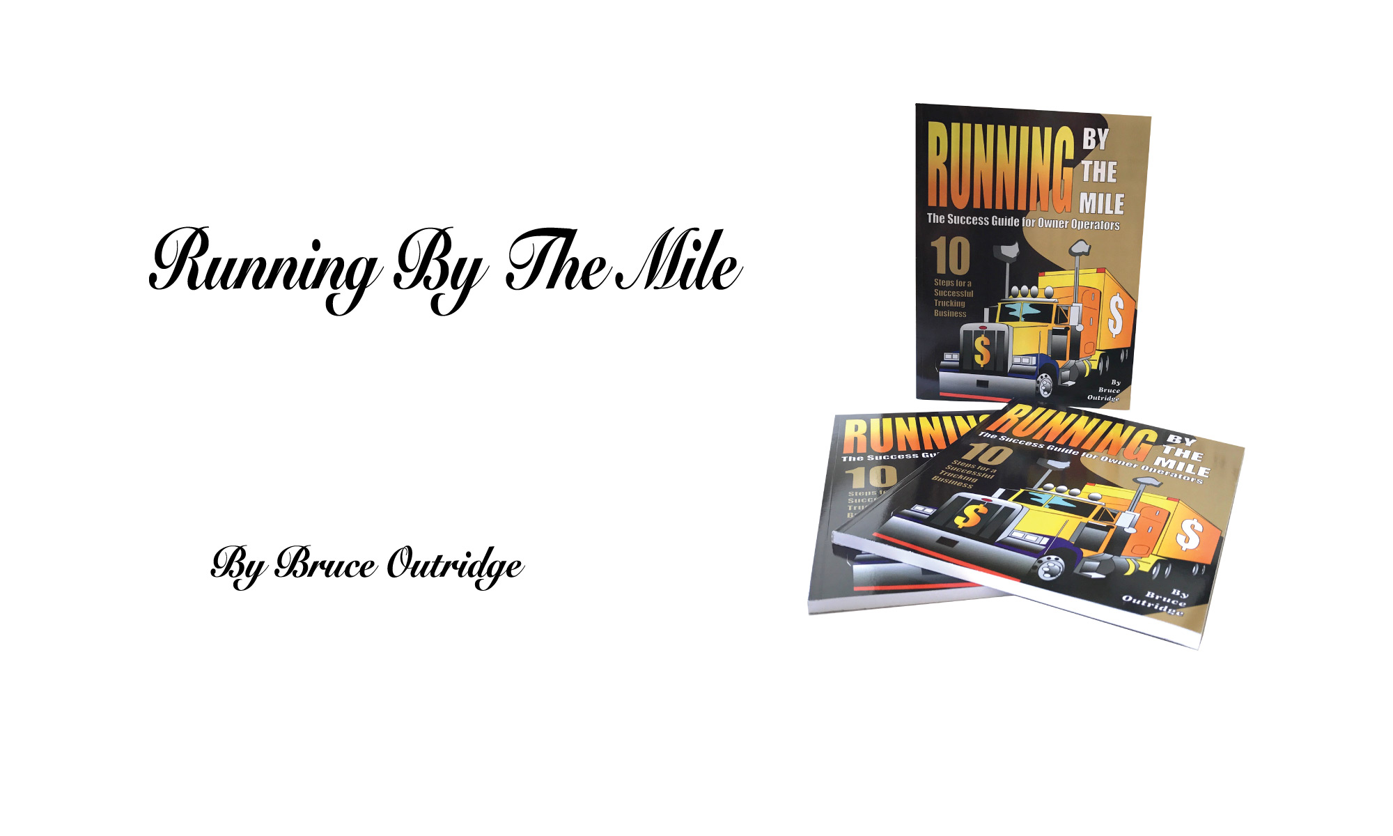 Running by the Mile Book