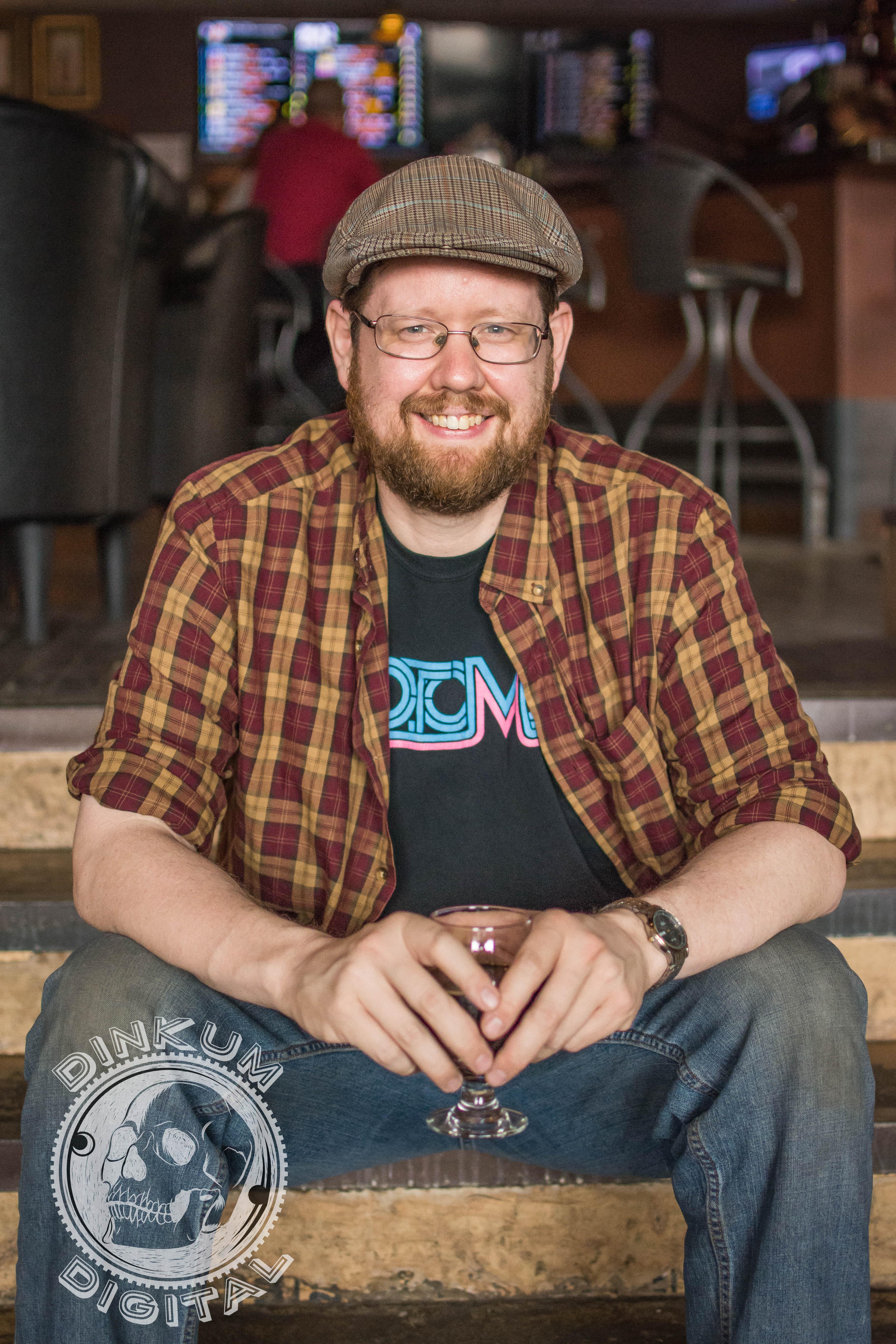 Standup Comedian Luke Johnson