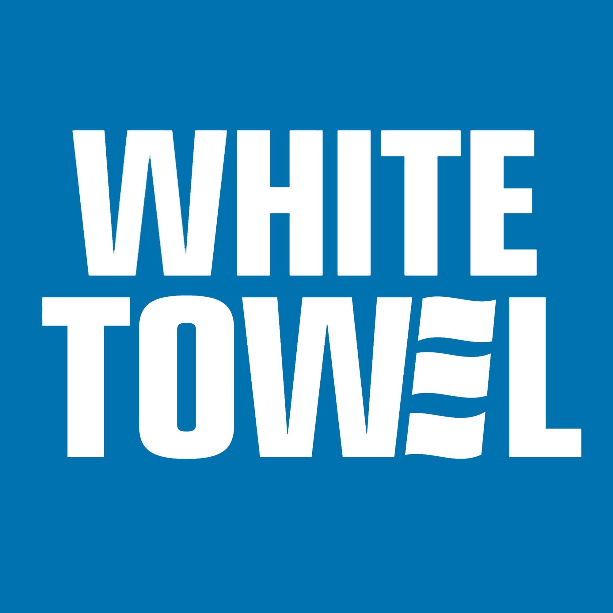 White Towel show art