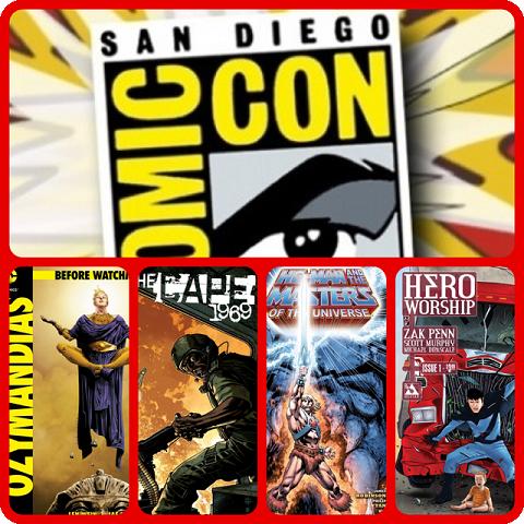 Episode 417 - San Diego Comic Con Pre-Game!