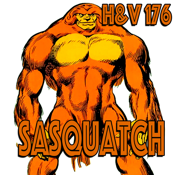 176: Sasquatch with Chris